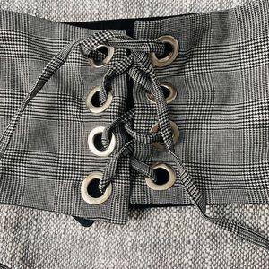 Zara belt accesorio